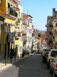 Bairo Alto et ses anciennes maisons
